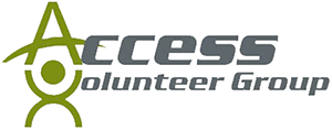 Access Volunteer Group Logo